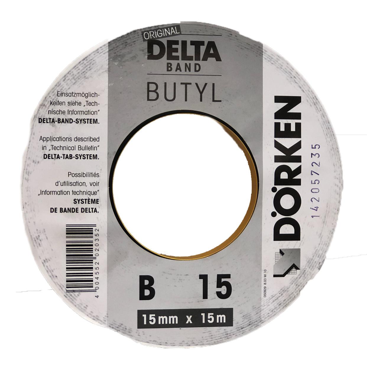 Delta Band Butyl