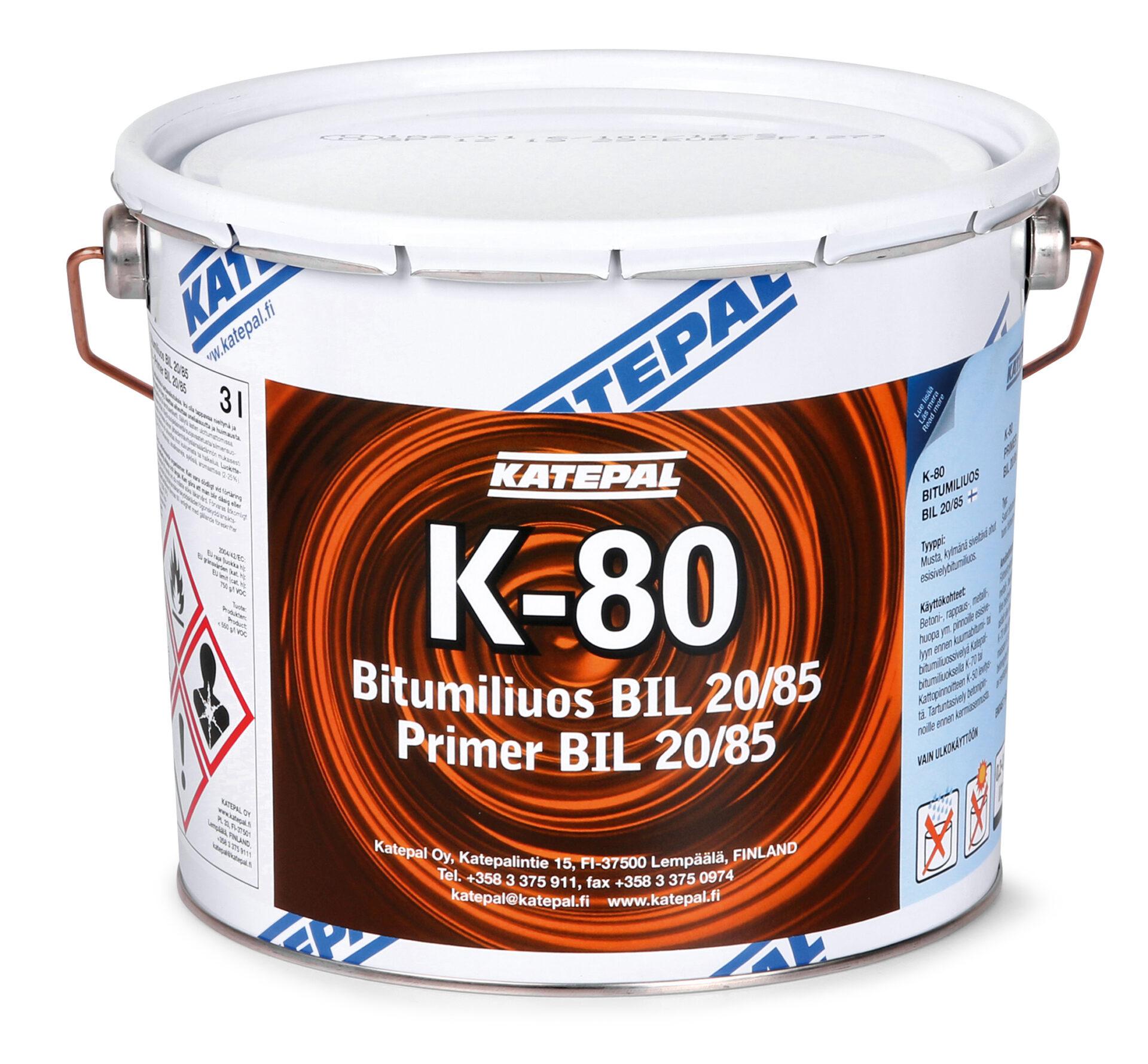 K-80 Primer